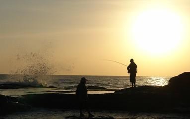 Lombok pêcheurs