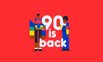 90 is back
