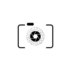 action camera icon. Element of photo equipment icons. Premium quality graphic design icon. Signs and symbols collection icon for websites, web design, mobile app