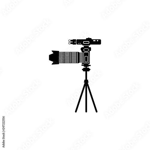 Studio Lights icon  Element of photo equipment icons