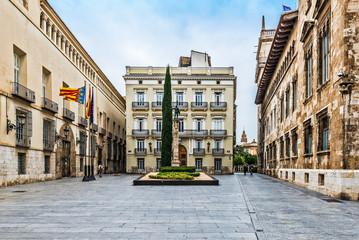Valencia, Plaça de Manises