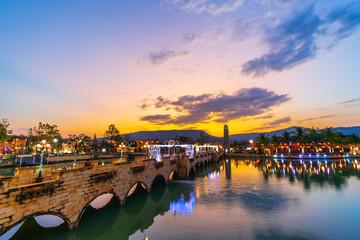 The Verona at Tublan, shopping mall Italy style in Prachin Buri, Thailand