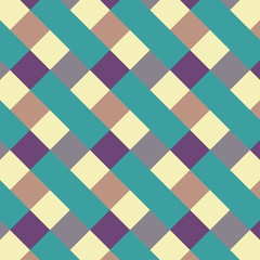 Pattern of geometric shapes. Colorful-mosaic. background