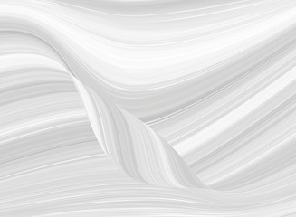 3d background with an abstract pattern of waves and lines in a space theme. Texture white and gray for patterns and seamless illustrations.