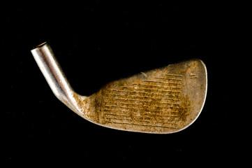 Close-up of golf-club golf club
