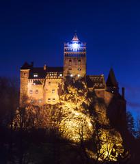 Bran Castle, also know as Dracula's Castle, Transylvania