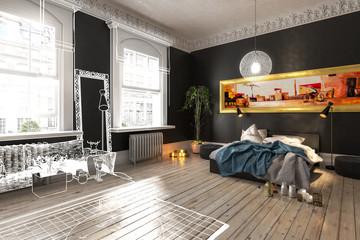 Luxus Apartment (vision)