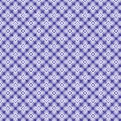 Nahtloses kaleidoskop Muster handgemalter Stil