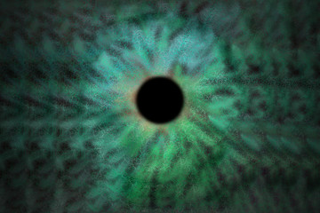 Iris Background -  Black Hole Galaxy Cosmos Style, Universe Astronomic Wallpaper with Stardust