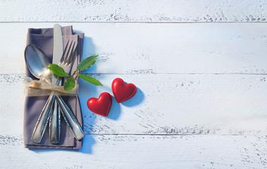 14. Februar Valentinstag Diner
