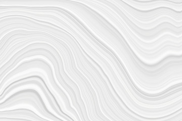 Marble with a white background pattern in a gray strip. Texture of wavy lines and patterns for wallpaper.