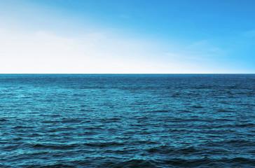 Beautiful seascape background