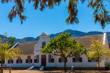 Dutch Capehouse Franschhoek