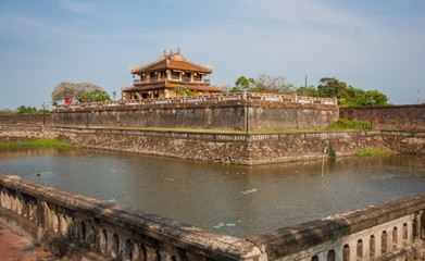 Hue, Vietnam - presenting one of the most well preserved Old Town in Vietnam, and a wonderful Forbidden City, Hue is one of the main travel destination in the country