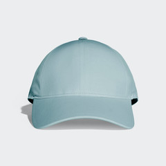 Cadet Blue Baseball Cap Mock up