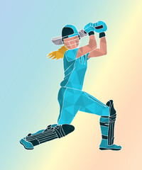 Cricket women picture