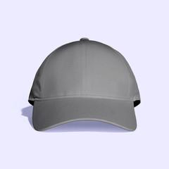 Black Baseball Cap Mock up