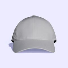 Gray Baseball Cap Mock up