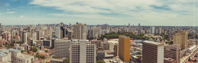 Panoramica Curitiba Ensolarada 3