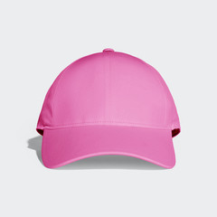 Deep Pink Baseball Cap Mock up