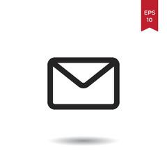 Envelope vector icon