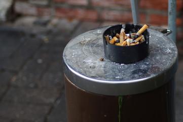 Rauchen verbieten!