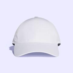 Ghost White Baseball Cap Mock up
