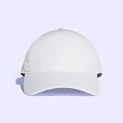 White Baseball Cap Mock up
