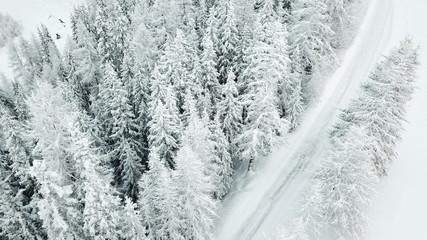 Schneelandschaft Engadin