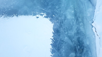 Eis Fluss Inn