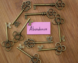 Keys to abundance