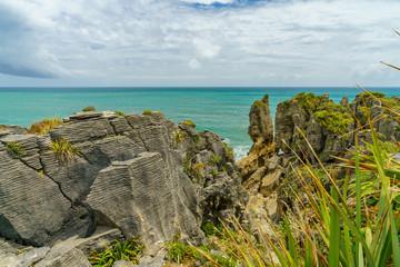 punakaiki pancake rocks, west coast, new zealand 12