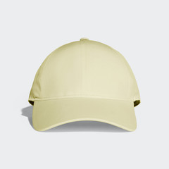Yellow Khaki Baseball Cap Mock up