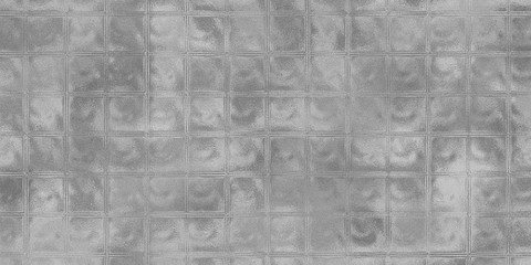 pattern of glass block wall surface background