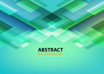 Minimalistic curve rounded design, creative concept, modern diagonal abstract background Geometric element. Blue,yellow and red diagonal lines & triangles. vector-stock illustration