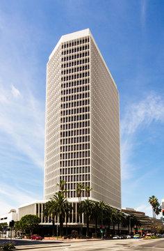 modern building in los Angeles