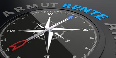 Kompass Rente Armut