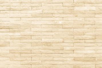 Seamless Natural pattern of decorative brick sandstone wall.