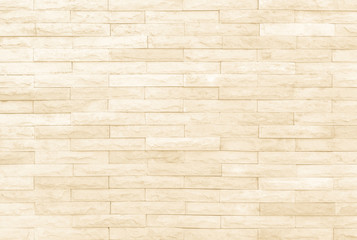 Seamless Natural pattern of decorative brick sandstone wall.