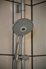 An Image of a shower