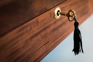 llave y cerradura