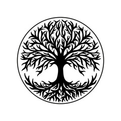 Tree of life, celtic symbol
