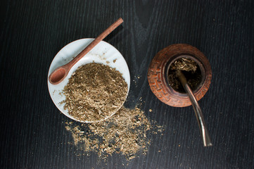 Yerba Mate, not just an infusion. Latin american culture