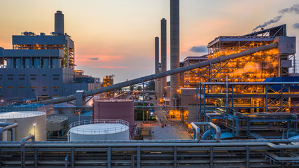 Steel plant, Metallurgical plant, Metallurgical steelmaking factory.