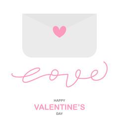 LOVE in Happy Valentine's Day