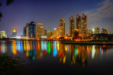 buildings city scape