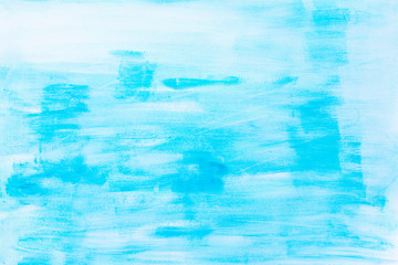 blue watercolor texture background