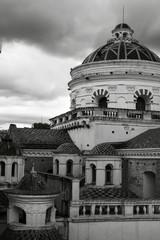 Churchs in Quito