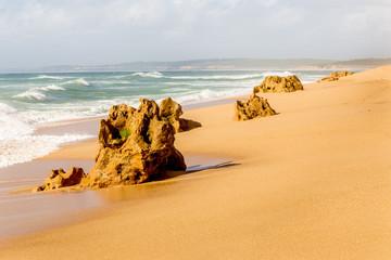 Portuguese Atlantic coast. Cabo Espichel