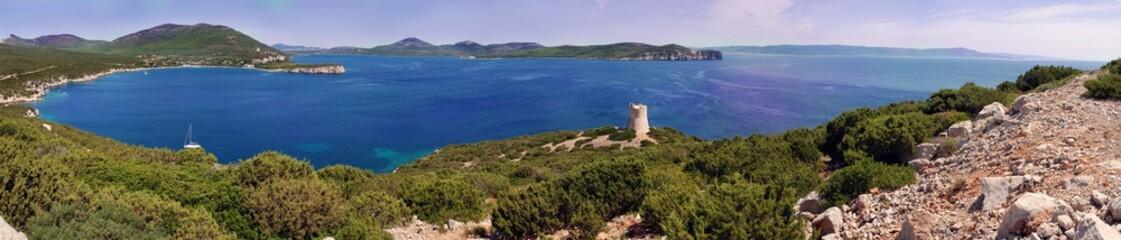 Fototapete - Sardegna - Capocaccia